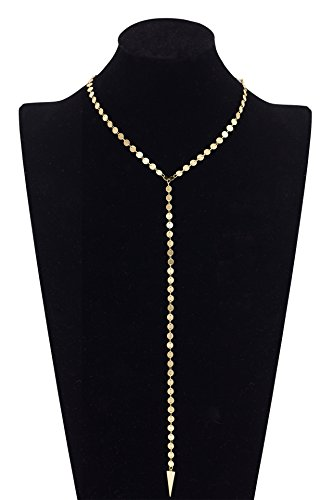 Boosic Charm Chain Necklace Golden