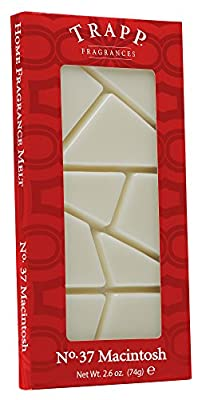 Trapp Home Fragrance Melt, No. 37 Macintosh, 2.6-Ounce