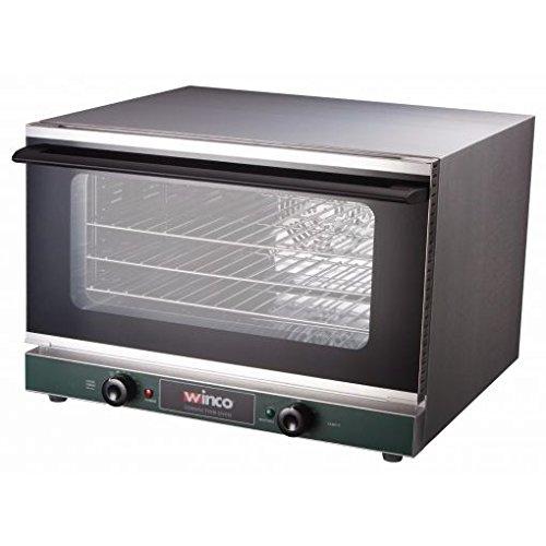 Winco ECO-500 Half-Size Countertop Convection Oven