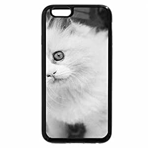 iPhone 6S Plus Case, iPhone 6 Plus Case (Black & White) - Can i have some milk please.......