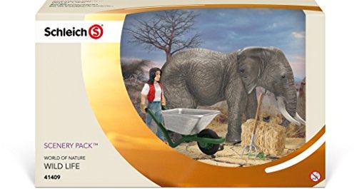 Schleich Elephant Care Set
