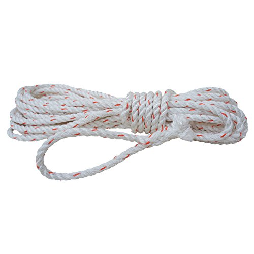 Outfitters Supply Manty Rope, 36 Feet In Length, Strong PolyPlus Rope, To Be Used Bundle A Mantied Load On A Pack Saddle, Intended for Horse and Mule Packing (Trail Saddle Mule)