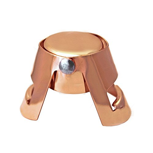 Copper-Plated Champagne Stopper (Champagne Plated Stopper)