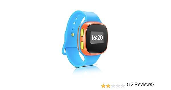 Alcatel Smartwatch Move Time, para Niños, 2G, GPS, Azul