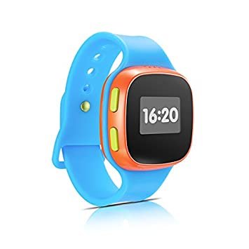 Alcatel Smartwatch Move Time, para Niños, 2G, GPS, Azul