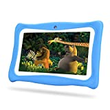 7 Kids Edition Tablet, 7' Display, 1+8 GB, Learning & Education Tablet, Blue Kid-Proof Case