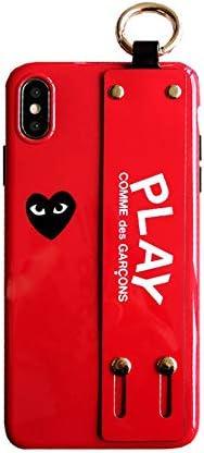 Japan Tide Brand CDG Play Comme des Garcons Loving Eyes case Cover ...
