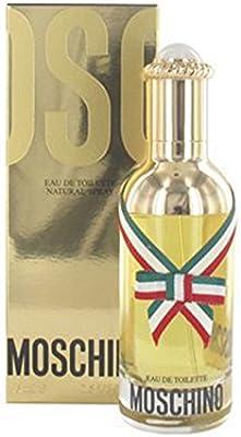 Moschino Femme 75 ml – agua de colonia para mujer fragancia Eau De Toilette Spray UK: Amazon.es: Belleza