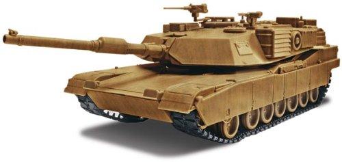 - Revell Abrams M1A1 Plastic Model Kit