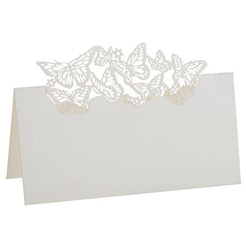 Tinksky Wedding Decorations Butterfly Design