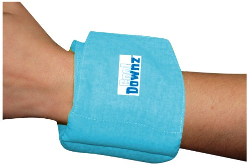 Hot Headz International LLC. Cool Downz Cooling Wrist Wrap, One Size