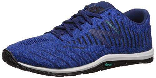 New Balance Women's 20v7 Minimus Running Shoe, Vivid Cobalt/TECHTONIC Blue, 10 W US (10 Women Balance New Minimus)