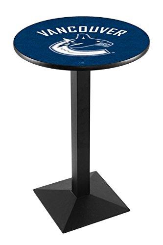 Nhl Vancouver Canucks Pub Table (Holland Bar Stool L217 NHL Vancouver Canucks Officially Licensed Pub Table, 28