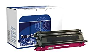 Dataproducts DPCTN115M Remanufactured High Yield Toner Cartridge Replacement for Brother TN115 (Magenta)