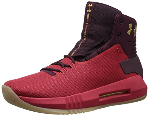Under Armour Herrenlaufwerk 4 Rot / Rot / Metallic Gold