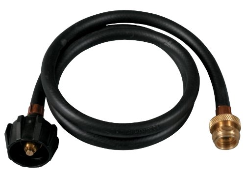 (Char-Broil 4-Foot Hose and Adapter)
