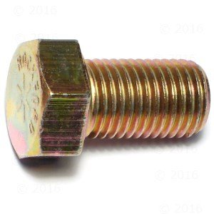 Hard-to-Find Fastener 014973252700 Grade 8 Fine Hex Cap Screws, 3/8-24 x 4, Piece-5