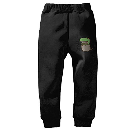 Kid's Pusheen Costumes Sweat Pants Slim Sweatpants