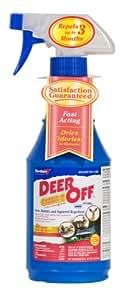 Havahart Deer Off II DO16RTU Deer, Rabbit, and Squirrel Repellent, 16 Ounce Ready-to-Use Spray