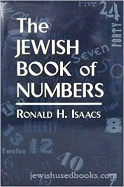 The Jewish Book of Numbers, Isaacs, Ronald H.
