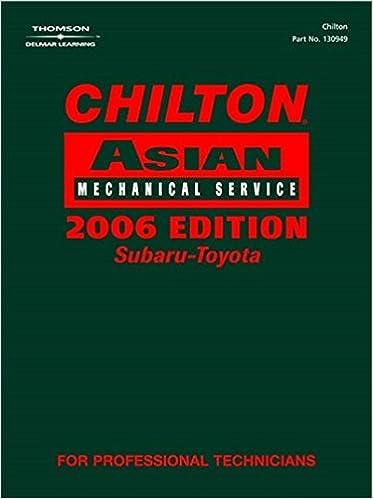my06 subaru service manual