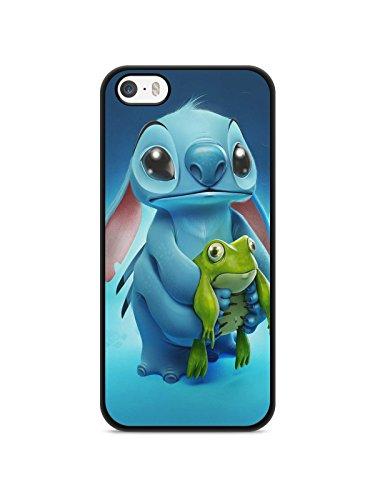 Coque Iphone 7 plus Lilo Stitch Tortue love Ohana citation Disney case swag REF11824