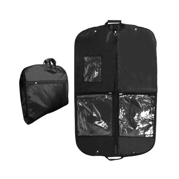4484b9790e Hangerworld – Borsa porta abiti da viaggio in Nylon (137 cm) – TravelKit