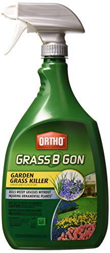 Ortho Lands B-Gon Grass Killer for Landscapes Rtu 24 Oz (Best Weed Spray For Flower Beds)