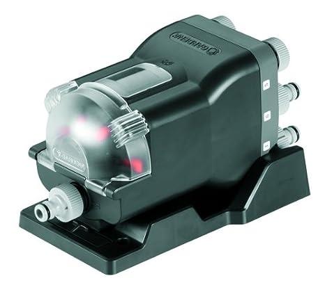 GARDENA Wasserverteiler automatic: 6-Wege-Verteiler, einfache Bedienung, platzsparend, flexibel einsetzbar, ideal auch für ni