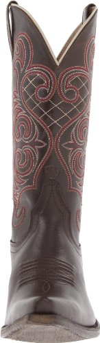 Ariat Womens Bright Lights Western Cowboy Boot Mogano