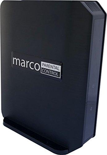 Marco - Kids Safe Internet Router, YouTube Filter, Google Filter, SafeSearch, Website Filter, Parental Controls, Parental Filters, Ad Blocking for All of Your Family (Best Internet Filter For Kids)