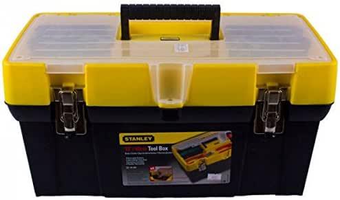 STANLEY 1-93-285 - Caja de herramientas modular con organizador: Amazon.es: Bricolaje y herramientas