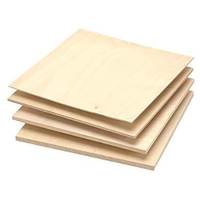 "Single Piece of Baltic Birch Plywood 18mm-3/4"" x 30"" x 48"""