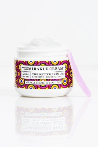 Better Skin Mirakle Cream Moisturizing