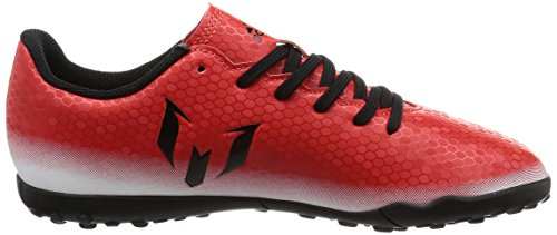 Multicolore Red Kids' Cblack 4 Footbal Tf 16 adidas Messi Shoes Unisex Ftwwht zqwxR1a