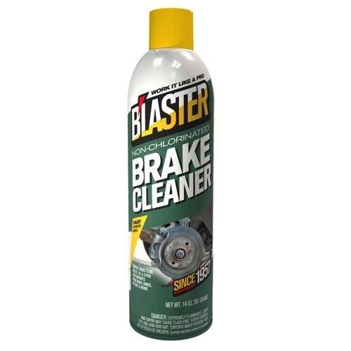 B'laster 20-BC Non-Chlorinated Brake Cleaner, 14 oz by B'laster