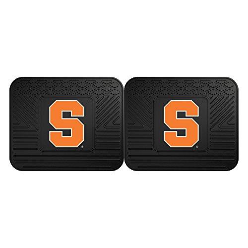 FANMATS NCAA Syracuse University Orange Vinyl 2-Pack Utility ()