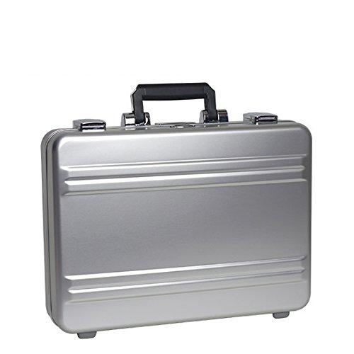 ZEROHALLIBURTON(ゼロハリバートン) CP3-SI アルミニウム アタッシュケース/スーツケース シルバー [並行輸入品] B0779TNZGX