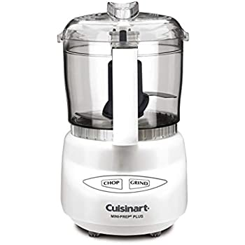 Cuisinart DLC-2A Mini-Prep Plus Food Processor (White)