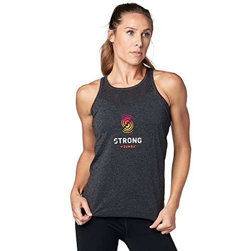 STRONG by Zumba Athletic Gym Shirts for Women Workout Tank Tops for Women (Best Clothes For Zumba)