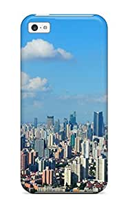 Premium Iphone 5c Case - Protective Skin - High Quality For Shanghai City