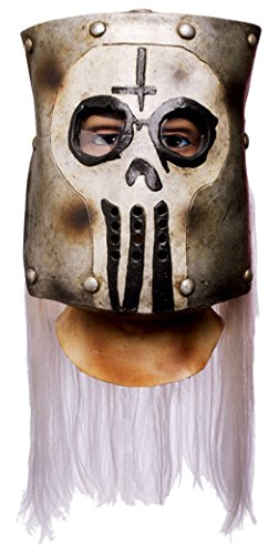 Devils Rejects Otis Overhead Deluxe Party Latex Adult Halloween Costume Mask ()