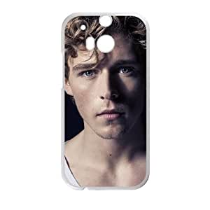 Christopher HTC One M8 Cell Phone Case White LMS3827108