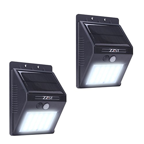 Outdoor Led Bluetooth Motion Security Light - 8