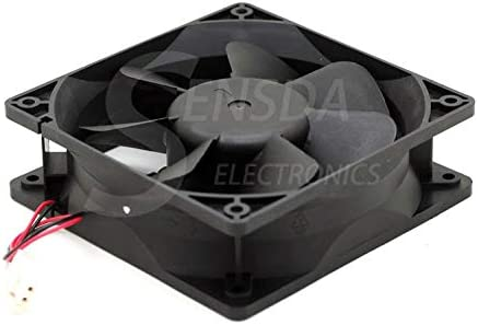 Cooling Server Blower Fan 120x120x38mm 2-pin for delta WFB1212HE DC 12V 0.60A