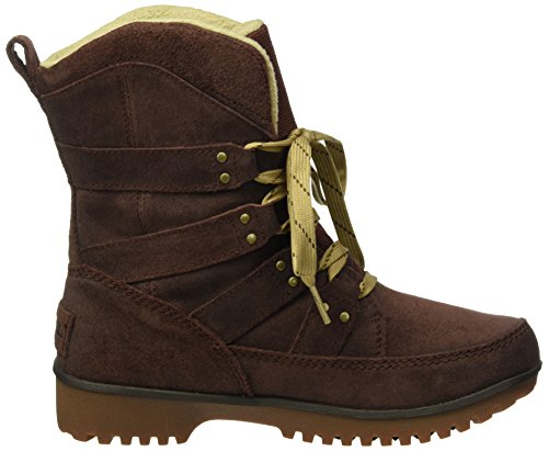 Meadow Bottes Neige Marron de Redwood 628 Femme Sorel gRqPw