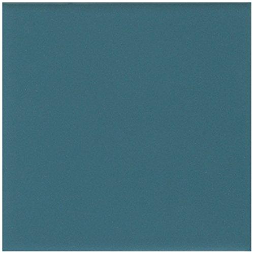 American Olean Tile 085SCL3601 Matte Bimini Blue SCL-3601 G2 Matte Bimini Blue Group 2 Tile,, 6' x 6'