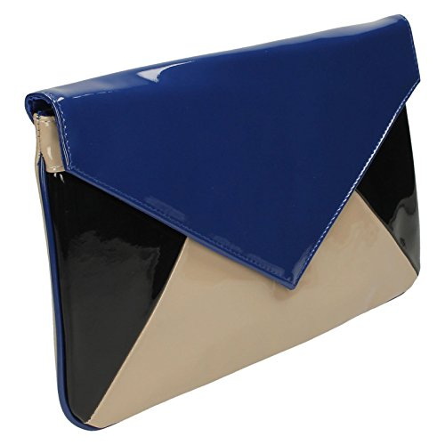 Clutch Bulaggi Envelope Ladies Large Large 32415 Ladies Bag Nude Envelope Bulaggi C7wB1xHq0
