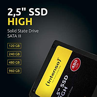 Intenso 240GB SSD Serial ATA III - Disco Duro sólido (240 GB ...