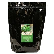 Numi Organic Moroccan Mint Full/Loose Leaf Tea, 16-Ounce Bag